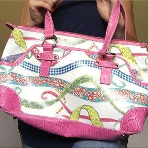 Sydney Love women's hand bag Multicolored EUC